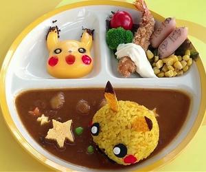 pokemon, yemek, and abur cubur image