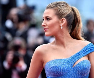 blake lively, cannes, and gossip girl image