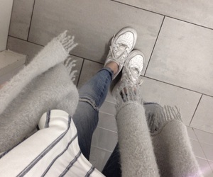 airforce, jeans, and outfit image