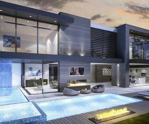 luxury, beautiful, and modern image