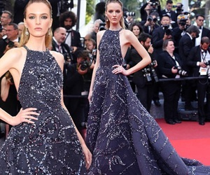 cannes, film festival, and red carpet image
