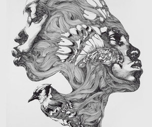 drawing, gabriel moreno, and fineliner art image