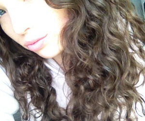 curly, curly hair, and french image