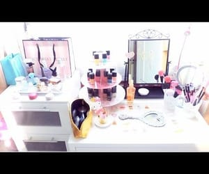 collection, makeup, and storage image