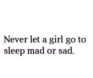 sad, love, and girl image