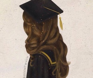 graduation and art image