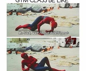 peter parker, civil war, and Marvel image