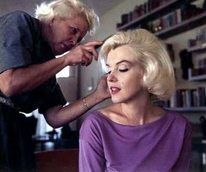 Marilyn Monroe, retro, and vintage image