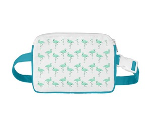 accessories, flamingo, and bag image