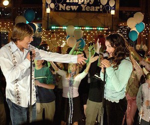high school musical and start of something new image