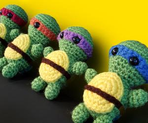 craft, crochet, and dolls image
