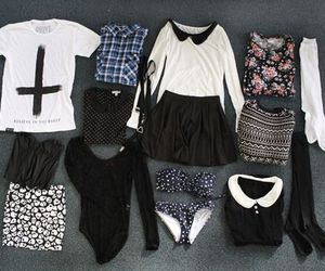 clothes, grunge, and style image