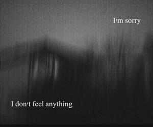 grunge, sad, and sorry image