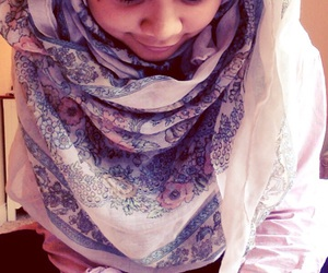 bin, müslimah, and hijab image