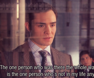 gossip girl, quote, and chuck bass image