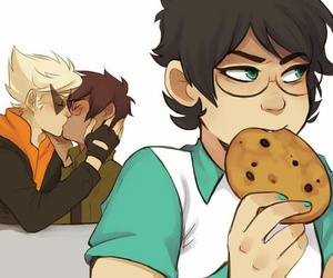 cookie, dirk, and JAKe image