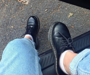 grunge, shoes, and aesthetic image