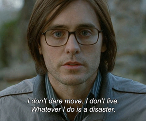 jared leto, mr nobody, and disaster image