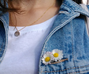 flowers, tumblr, and grunge image