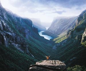 nature, beautiful, and canada image