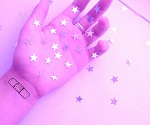 stars, aesthetic, and grunge image