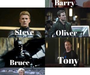 hero, arrow, and batman image