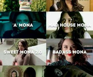mona and pretty little liars image