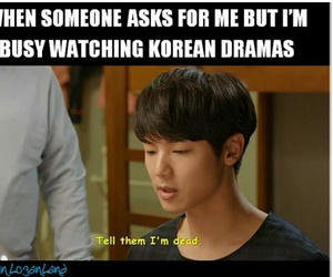 funny, korean, and kpop image