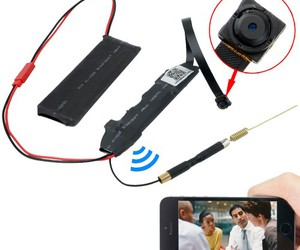mini, wifi, and cool gadgets image