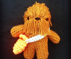 amigurumi, chew, and crochet image