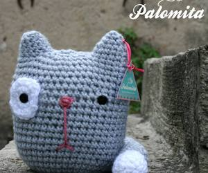 amigurumi, crochet, and friend image