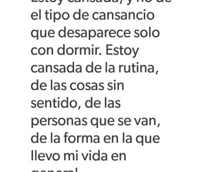 tristeza, tumblr, and vida image