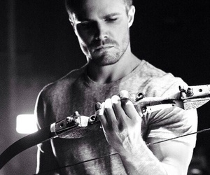 cute boy, handsome, and oliver queen image