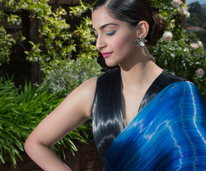 cannes, sonam kapoor, and bollywood image
