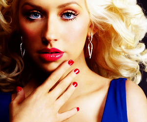 christina aguilera, beautiful, and xtina image