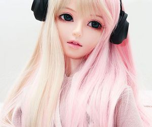 anime, music, and style image