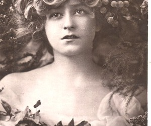 actress, forest, and movie image