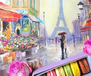 art, paris, and parís image