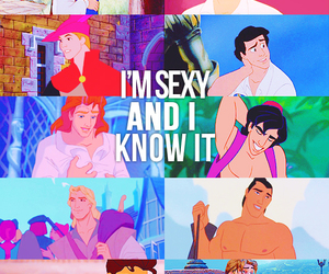 disney, prince, and sexy image