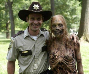the walking dead, zombie, and twd image