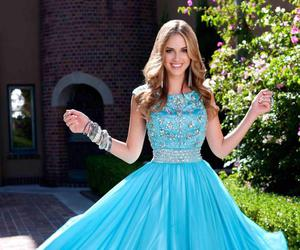 dresses, fashion, and prom dress image