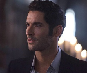 fox, lucifer, and tom ellis image