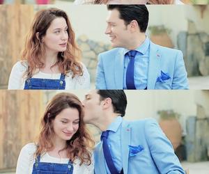 couple, kiss, and uraz kaygılaroğlu image