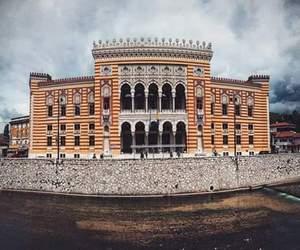 beautiful, Bosnia, and city image