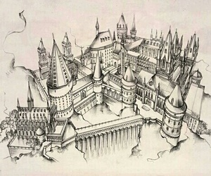 howarts and harry potter image