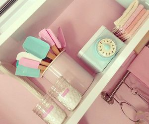 pastels, retro, and vintage image