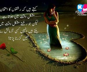 poetry, pakistani, and urdu image