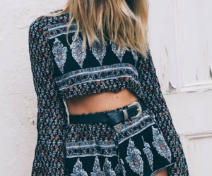 fashion, boho, and style image