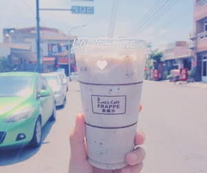 summer and frappe image