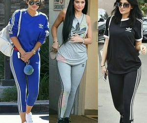 adidas and jenner image